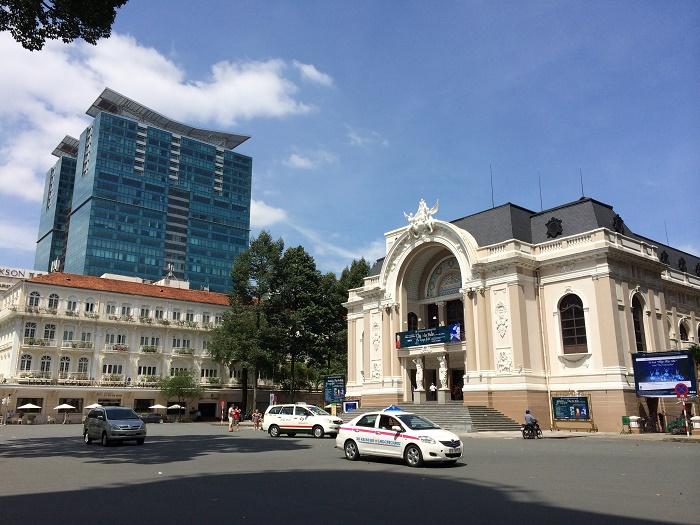 4 Saigon Opera