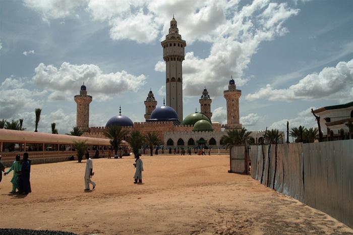 4 Touba Mosque