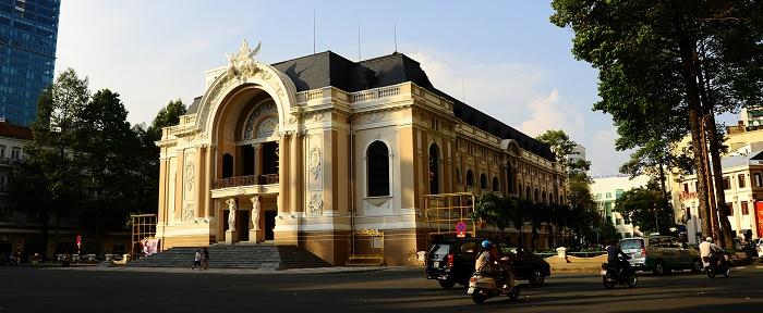 5 Saigon Opera