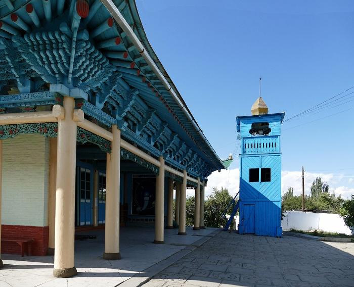 6 Dungan Kyrgyz