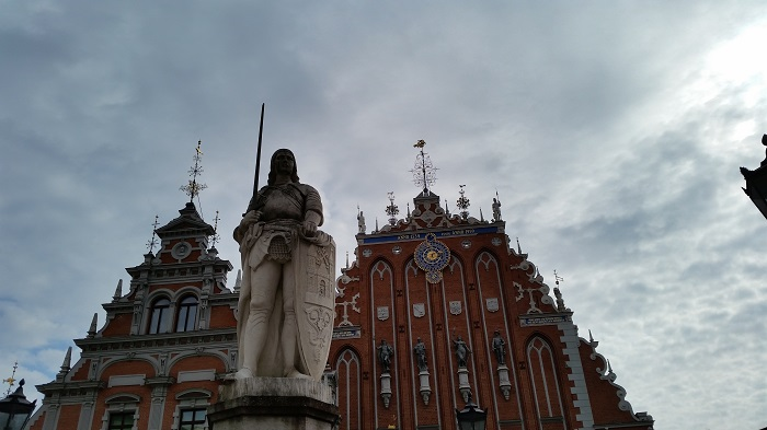 6 Riga Blackheads