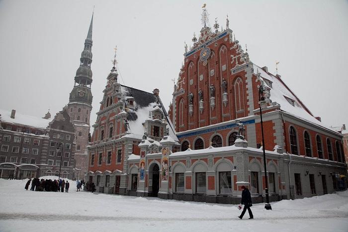 7 Riga Blackheads