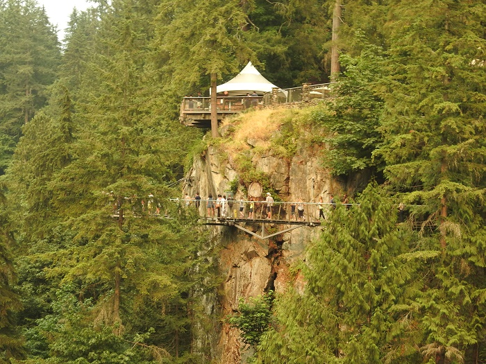 8 Capilano Bridge
