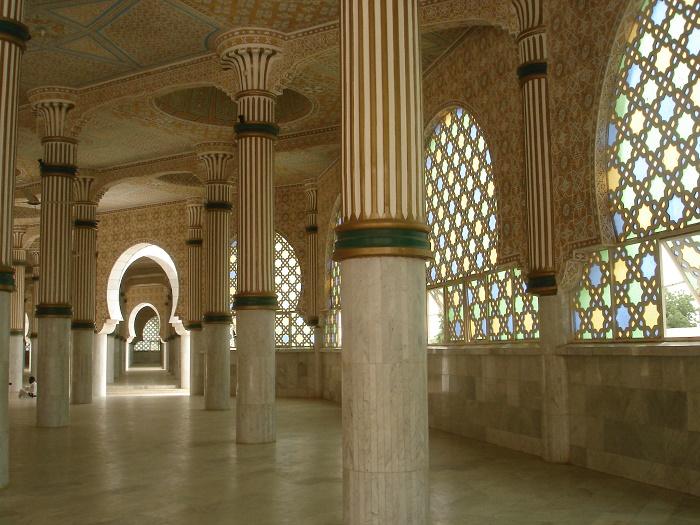 8 Touba Mosque
