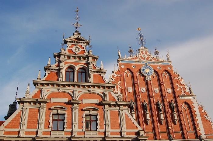 9 Riga Blackheads