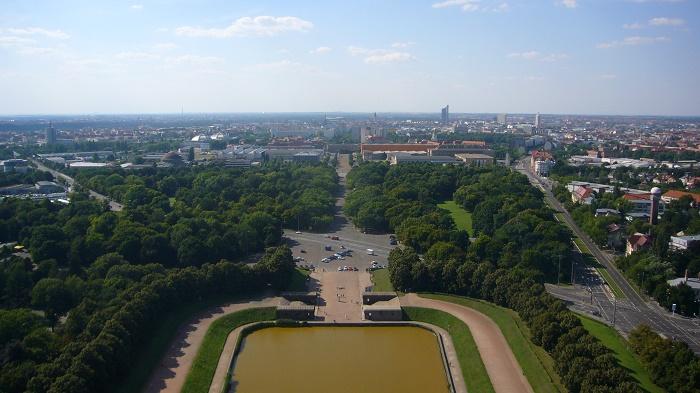 10 Leipzig Monument