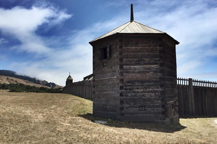 13 Fort Ross