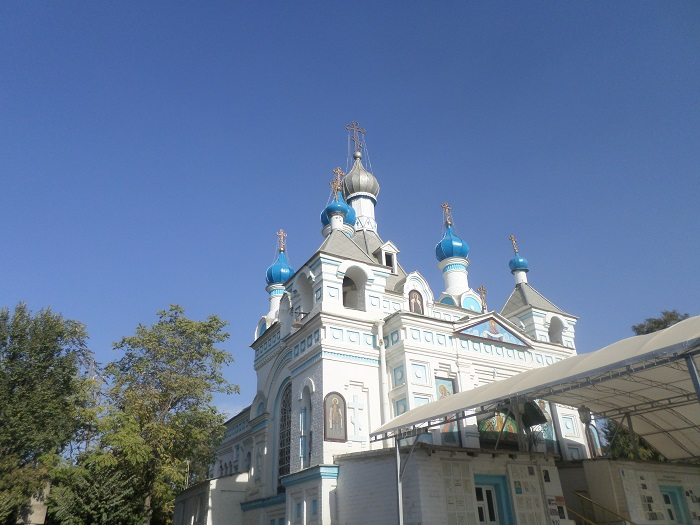 3 Nevsky Tashkent