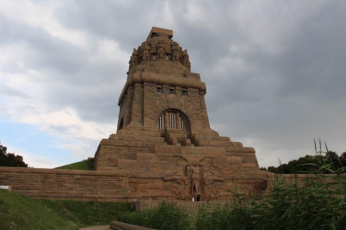 4 Leipzig Monument