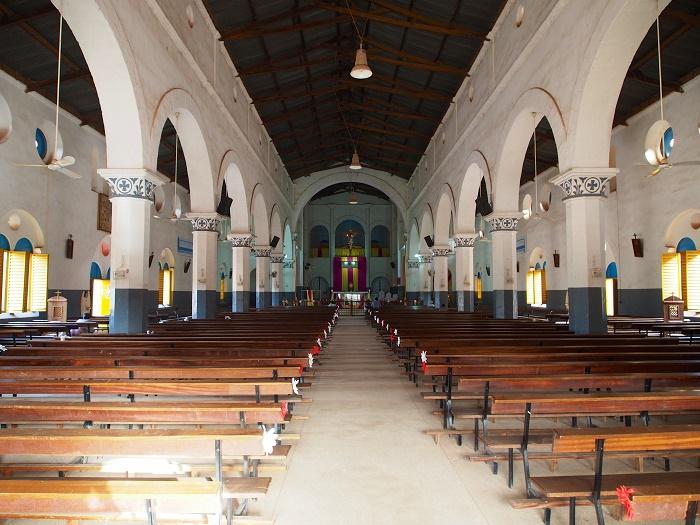 4 Ouagadougou Cathedral