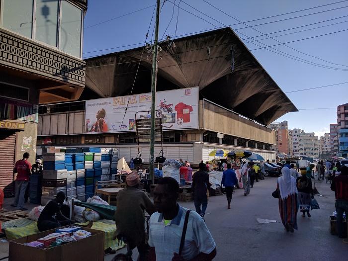 5 Kariakoo Market
