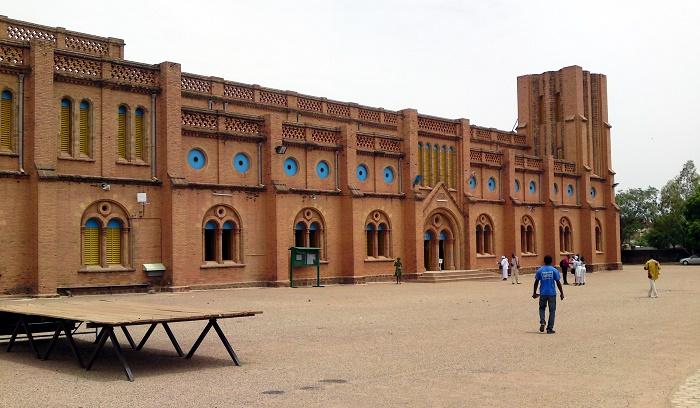 5 Ouagadougou Cathedral