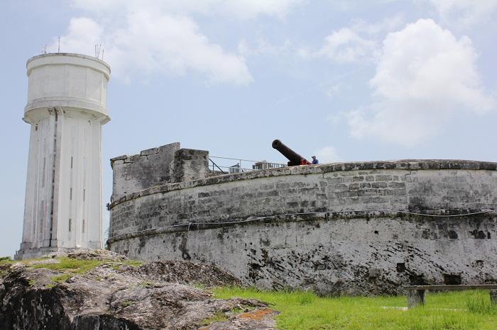 6 Fort Fincastle