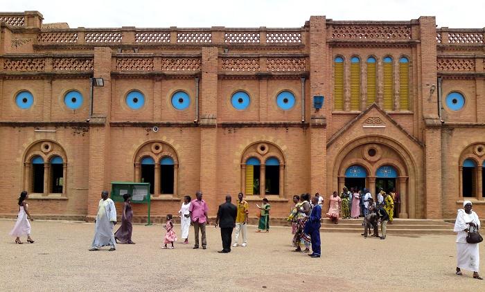 6 Ouagadougou Cathedral