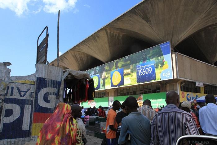 7 Kariakoo Market
