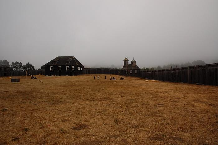9 Fort Ross