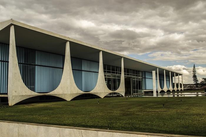 9 Palacio Alvorada