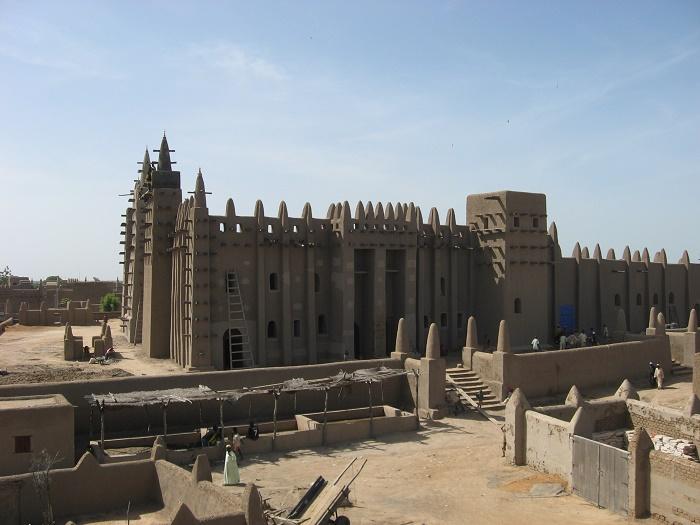 10 Djenne Mosque
