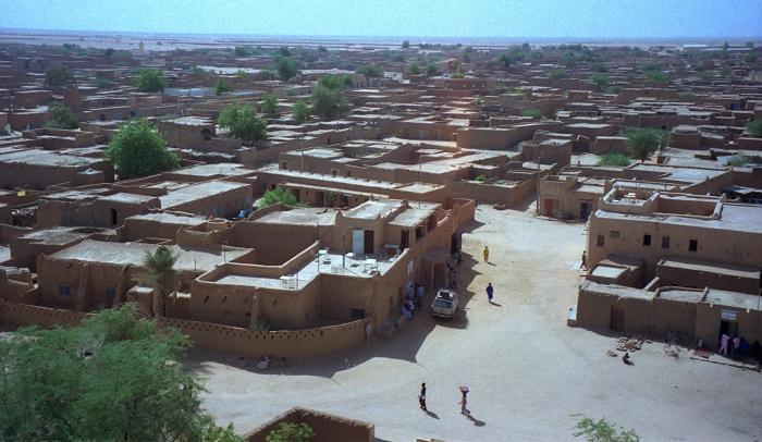 2 Agadez Mosque