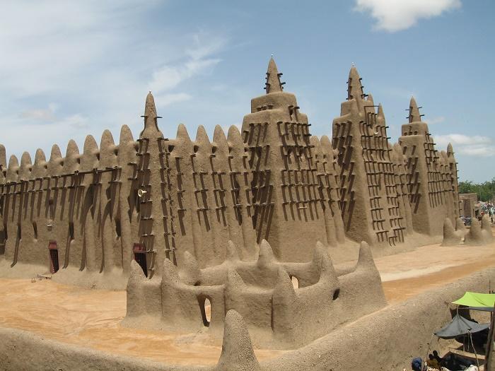 2 Djenne Mosque