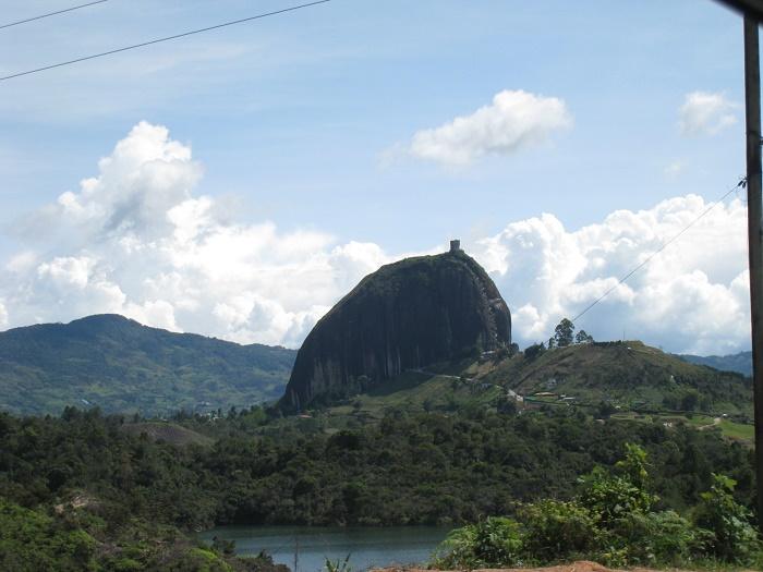 2 Guatape Rock