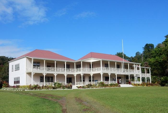 2 Stevenson Samoa