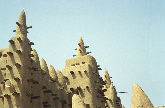 3 Djenne Mosque