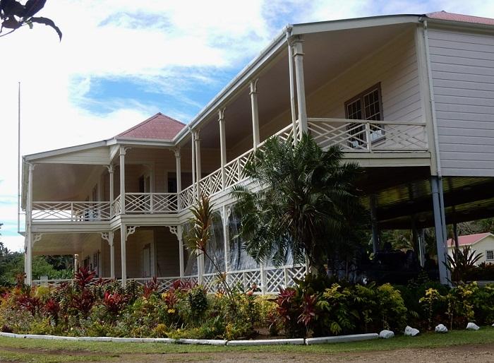 3 Stevenson Samoa