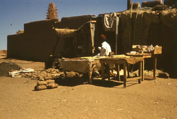 4 Agadez Mosque