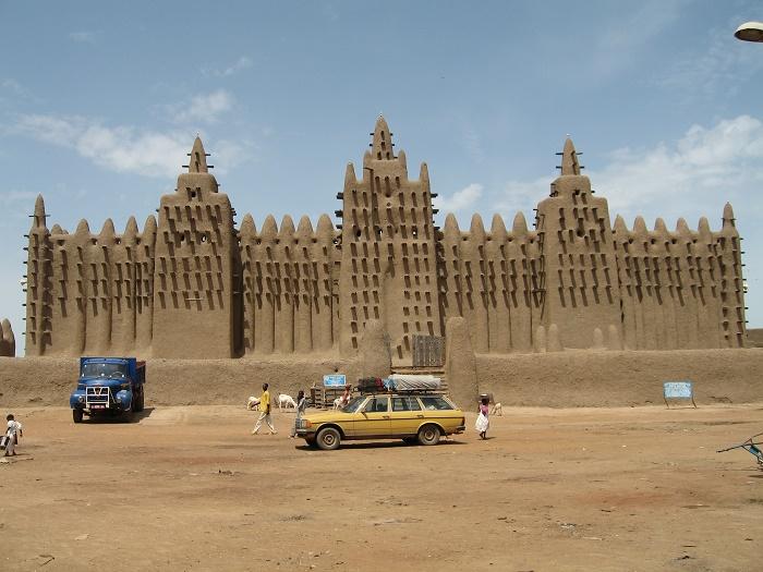 5 Djenne Mosque