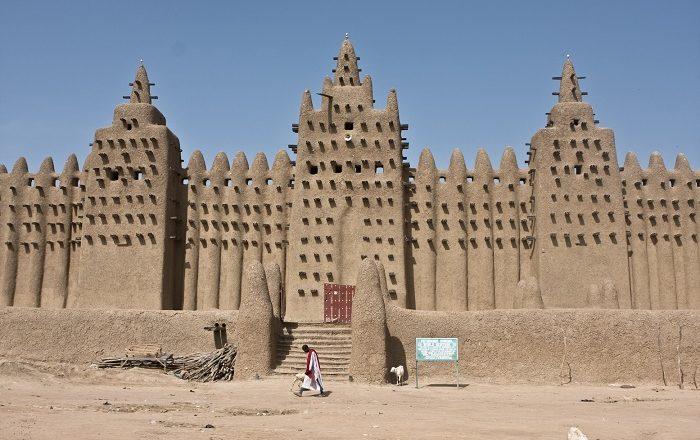 6 Djenne Mosque