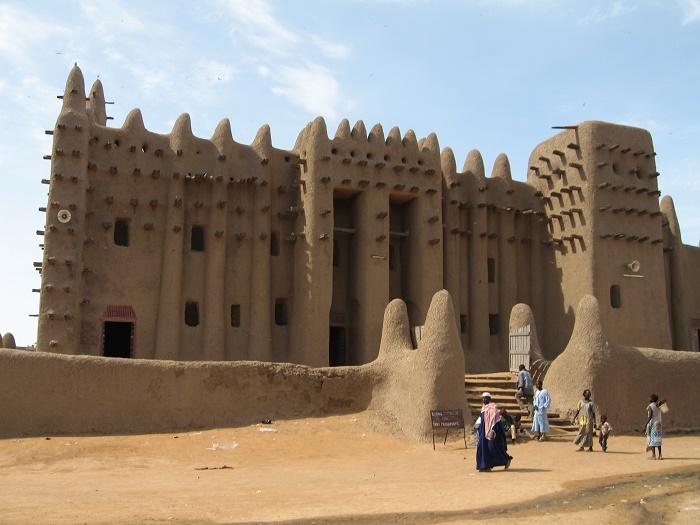 7 Djenne Mosque