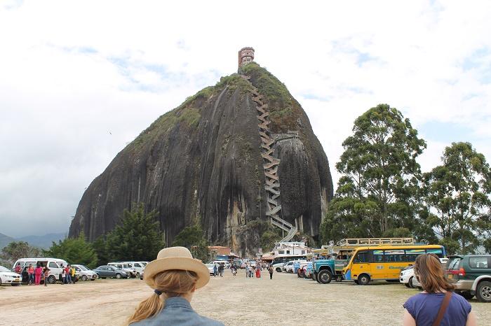 7 Guatape Rock