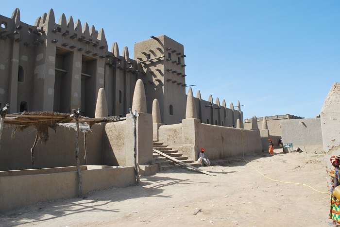 9 Djenne Mosque