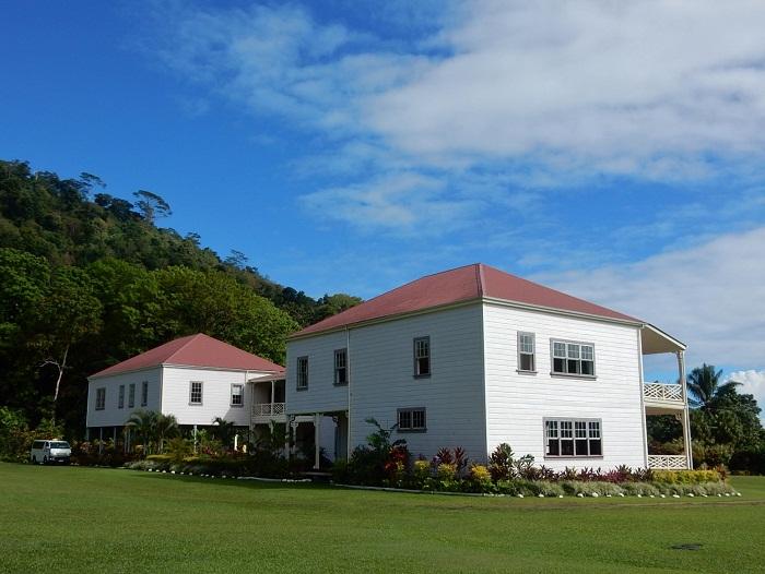 9 Stevenson Samoa