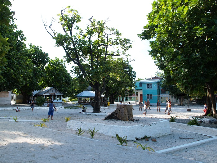 1 Village Fakaofo