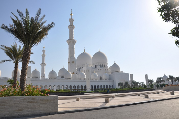 1 Zayed Mosque