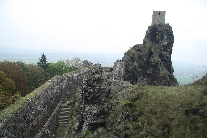 10 Trosky Castle