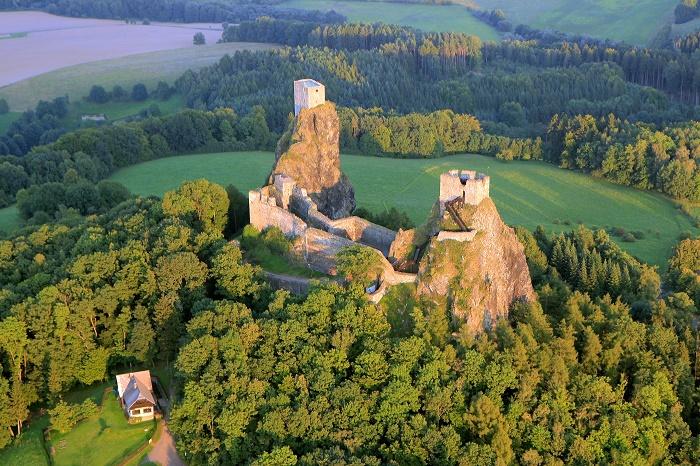 11 Trosky Castle