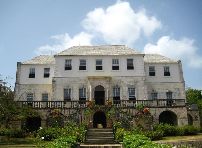 2 Rose Hall