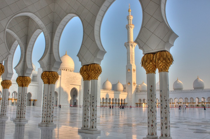 2 Zayed Mosque