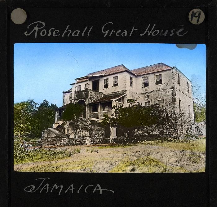 3 Rose Hall