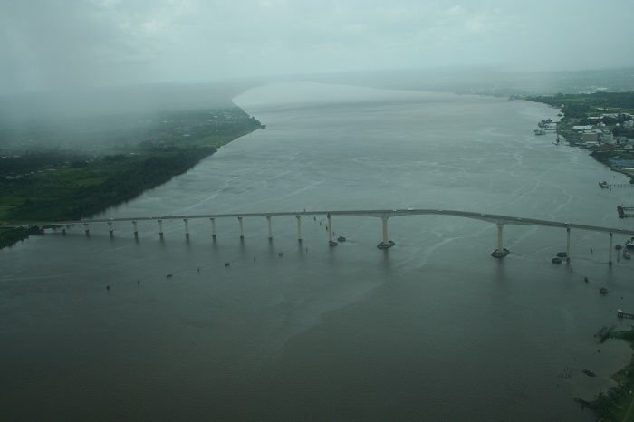 3 Suriname Bridge