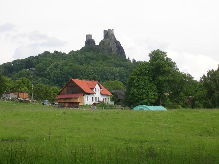 6 Trosky Castle
