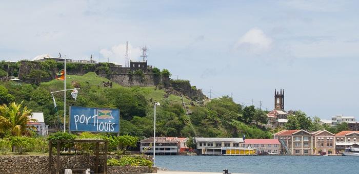 7 George Grenada
