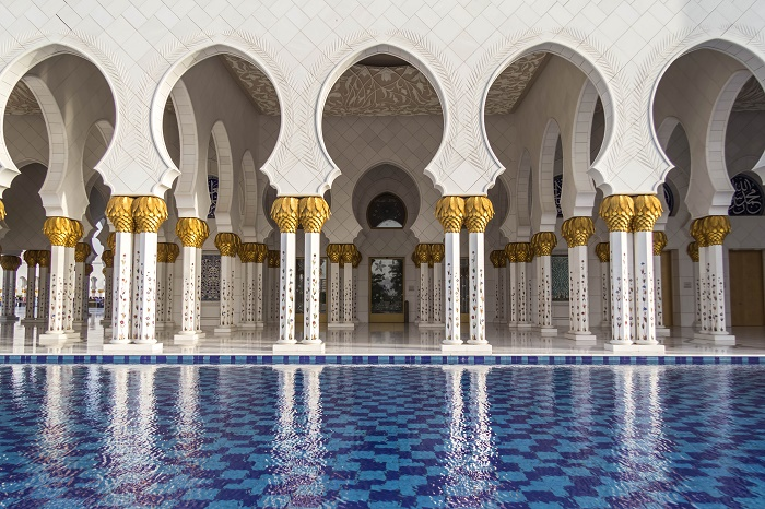 7 Zayed Mosque