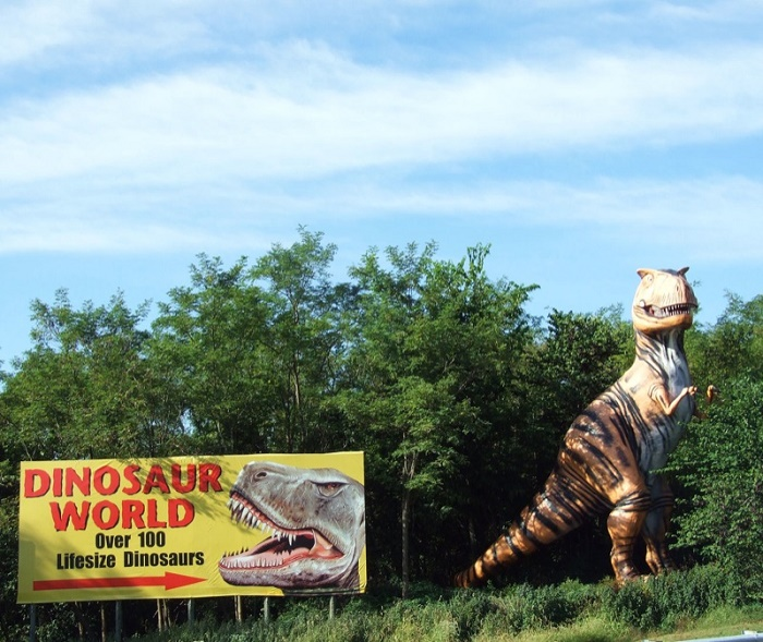 1 Dinosaur Kentucky