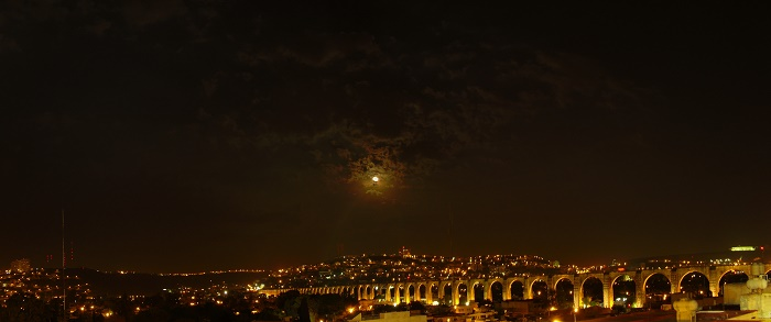 1 Queretaro Aqueduct