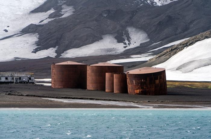 16 Deception Antarctica