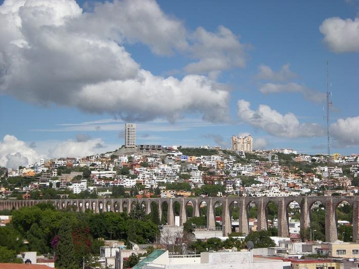 2 Queretaro Aqueduct